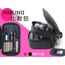 韓版女士化妝包 旅行收纳包防水洗漱包 尼龍化妝包 多功能化妝包 旅行包 戶外包【D0311】