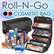 折疊化妝包 收納包 旅行收納包 透明分層 好拿取 化妝架 多功能洗漱包 折疊化妝包 戶外旅遊旅行包套裝