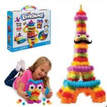 Bunchems 捏捏球 Bunchems蓬蓬捏捏球益智早教玩具自由DIY组装積木
