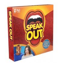 爆款美國說出來牙套玩具 speak out game 整人牙套玩具桌上遊戲 桌面益智遊戲