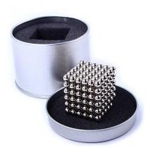 巴克球 5MM 216顆 (顏色:鎳色) 磁珠 磁球 益智/玩具 魔力/磁球/魔方 魔術/道具